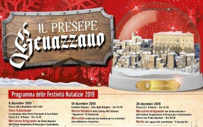 Programma delle Festività Natalizie 2019