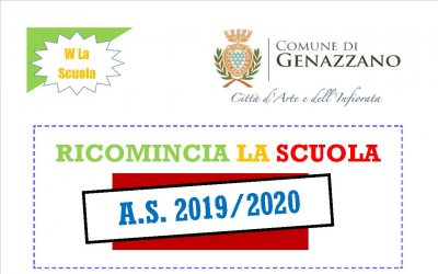 Apertura A.S. 2019/2020