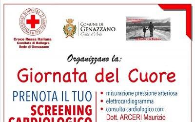 GIORNATA DEL CUORE Screening Cardiologico